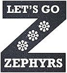 12 inch Foam Z Letter